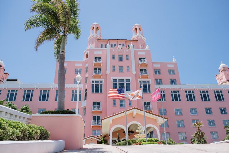 Don Cesar Wedding St Pete Beach Florida
