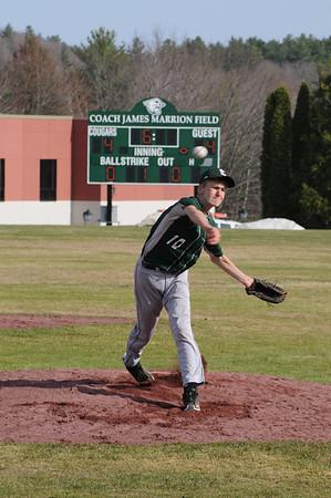 Varsity Baseball April 2014