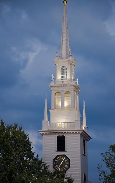 Trinity Church - Newport, Rhode Island