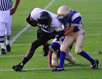 Clark 7th Grade Football 2009