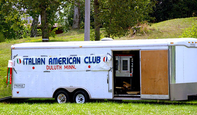 2012 07 15:  Italian-American Club of Duluth, Picnic