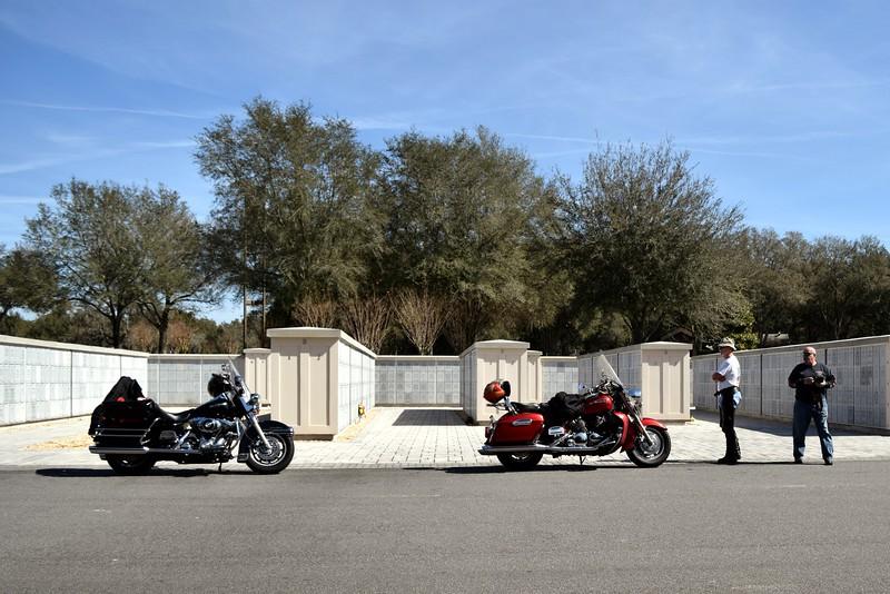 January 31, 2015 Ride to Florida National Cemetery (12).JPG