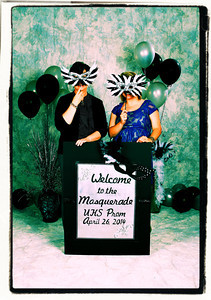 2014 Masquerade Union High
