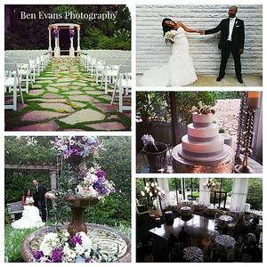 Adams-Britt Wedding
