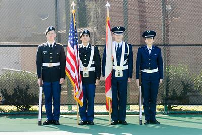 FSU W Tennis v Air Force Feb 2015