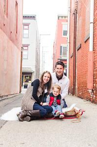 The Saad Family | Holiday 2014