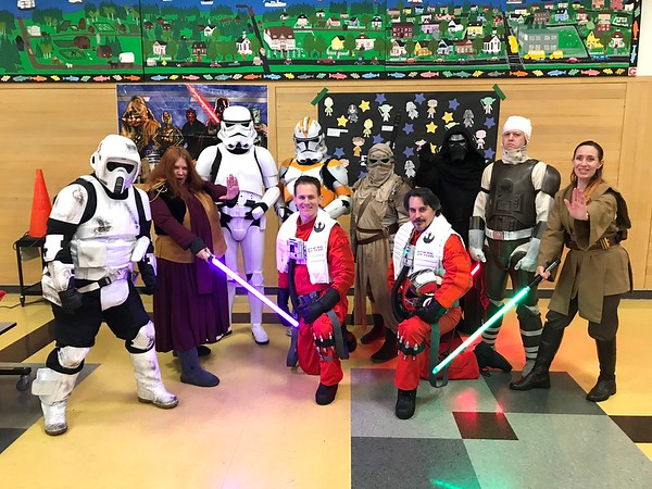 Star Wars Pancake Breakfast - SE Portland