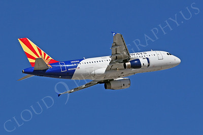 US Airways Airbus A319 Airliner Pictures