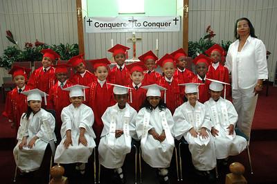 AGAPE Graduates May 2007