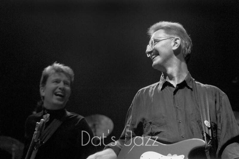 TOM McGUINNESS & TOM ROBINSON
