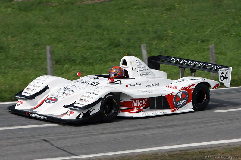 Osella FA30 - Marcel Steiner SUI @ Bergrennen Gurnigel Switzerland 5Sep10