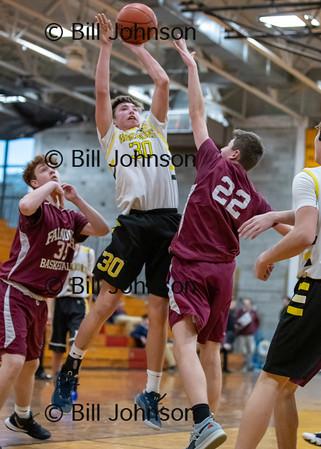 Nauset B Fresh Basketball v Falmouth 1_31_20