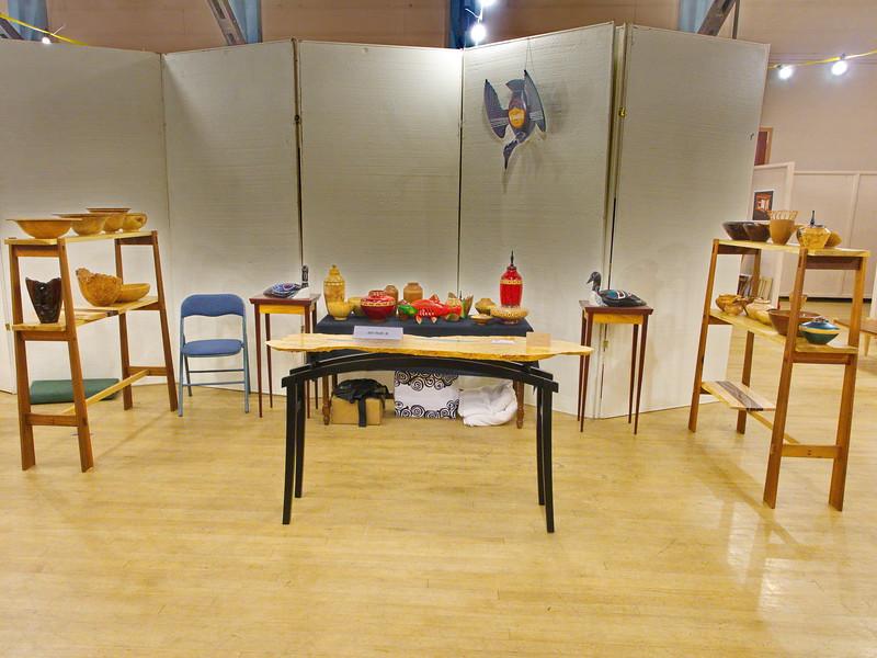 Ben Tyler's Booth