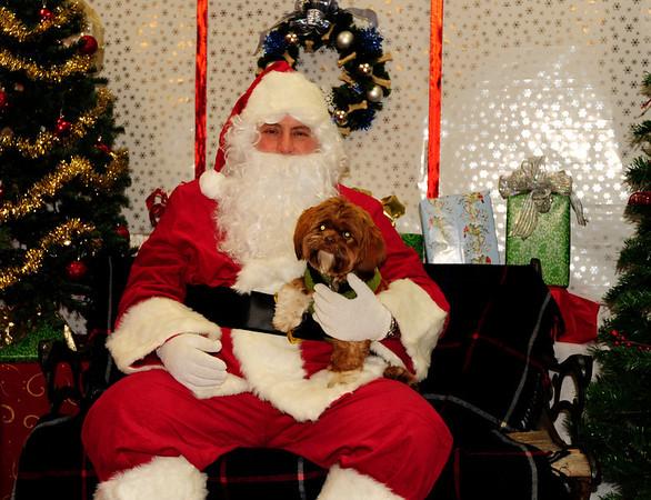 Santa Paws Dec 11th