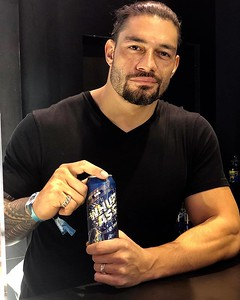 Roman Reigns - ComplexCon with Brisk ( July 2th , 2019)