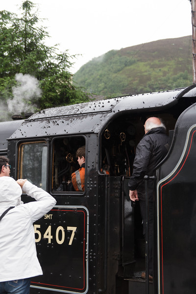 Jacobite Steam Train, Fort William - 06.jpg
