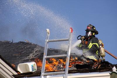 5027 E. Nichols Place Fire