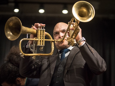 Irvin Mayfield and the New Orleans Jazz Orchestra - 50 Shades of Miles