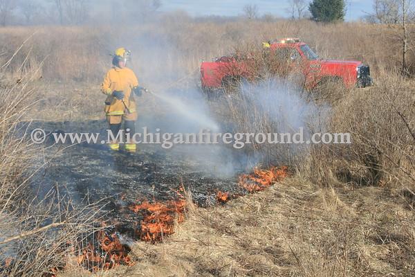 3/11/17 - Mason grass fire, 2245 Laxton Rd