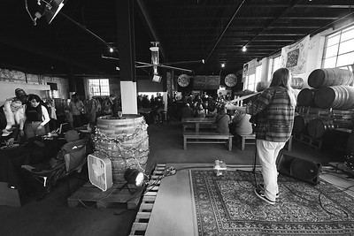 Artist Market at Slowboat Brewing Co - 2.9.19 - Laurel, MS