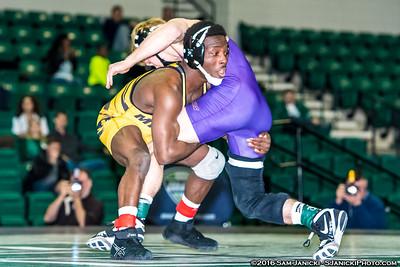 125 - McGhee def. Peters - 2016 MAC Championships - 3-6-16