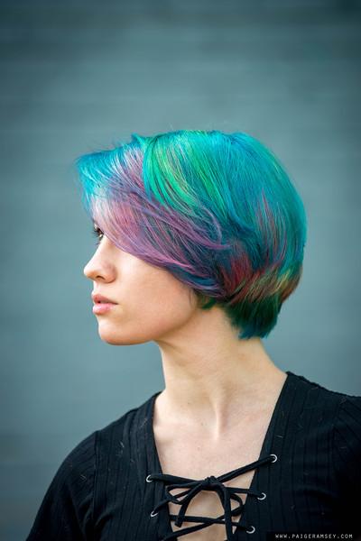 2018Laurel / Hair
