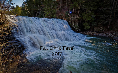 Fall Creek Thaw 2017