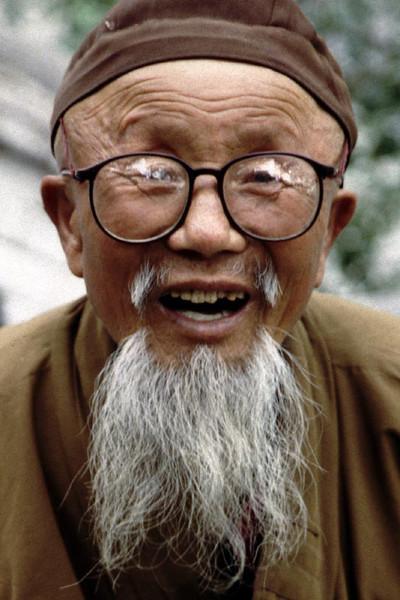Wutaishan, Shanxi, China 2000