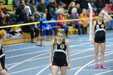 Girls - 2015 Ann Arbor Running Company Elite 800