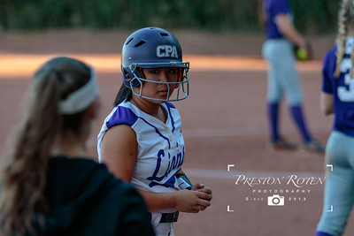 CPA Softball vs. Lipscomb 2018