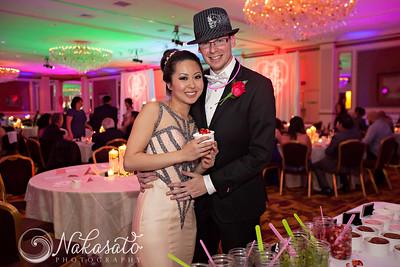 Vicki & Aken {wedding day & encore session}