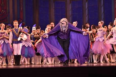 Ballet Theatre of Ohio Dress Tele 11-30-2018
