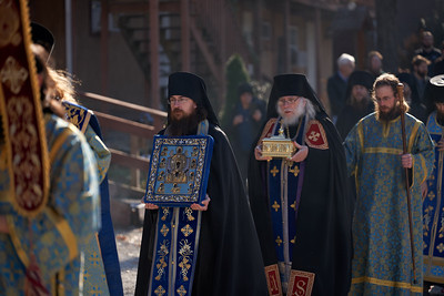 Visit of the Kursk Root Icon & Arrival of the Relics of St. Seraphim (2019)