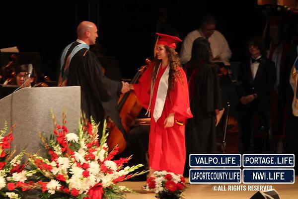 Crown Point High School Graduation 2014