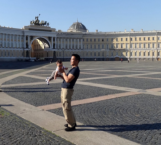 csw3 ac4; rc4Palace Square, St. Petersburg, Russia