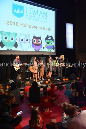 Leman Manhattan 2018 Halloween Party 10.27.18