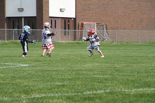 Tyler 2nd grade Lacrosse 2010