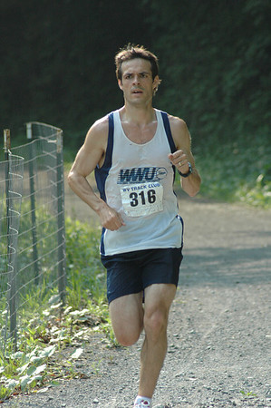 Deckers Creek Trail Half Marathon-MAGP Endurance #3 - Photos by J.R. Petsko