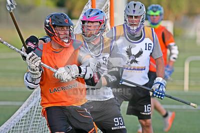 1/19/2019 - Florida Lacrosse Classic - Grand Masters - Buzzards vs. Checkmate - Weston Regional Park, Weston, FL