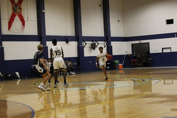 JV Boys Basketball vs Calvary Christian