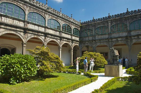 Santiago de Compostela - University