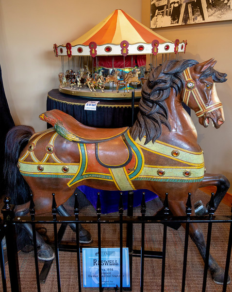 A classic horse from 1898