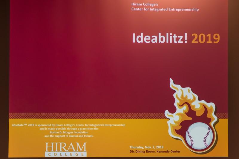 Ideablitz! 2019.   1