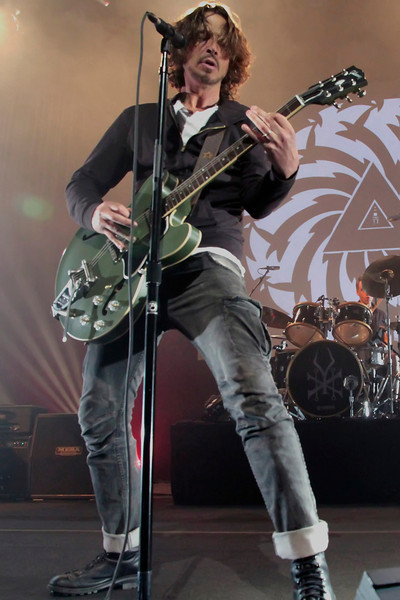 DBKphoto / Soundgarden 05/03/2013