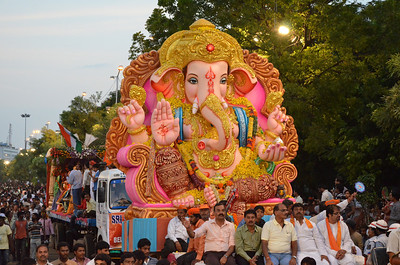 Ganesh Chaturthi 2011- Hyderabad - Part 2