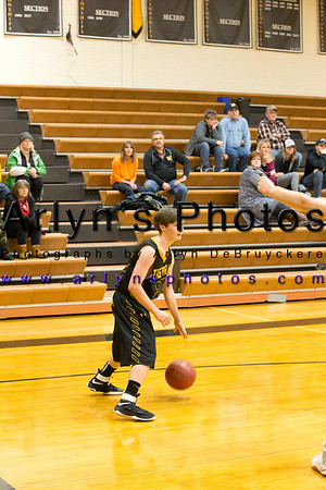 Boys Basketball vs Waconia