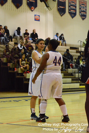 12-15-2014 Watkins Mill HS vs Paint Branch HS Girlss Varsity Basketball, Photos by Jeffrey Vogt Photography