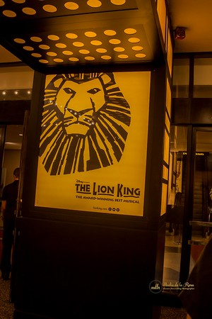 2. Lion King the Musical