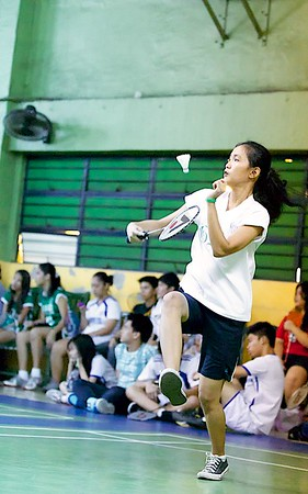 CAMPRISA Badminton Tournament SY 2012-2013