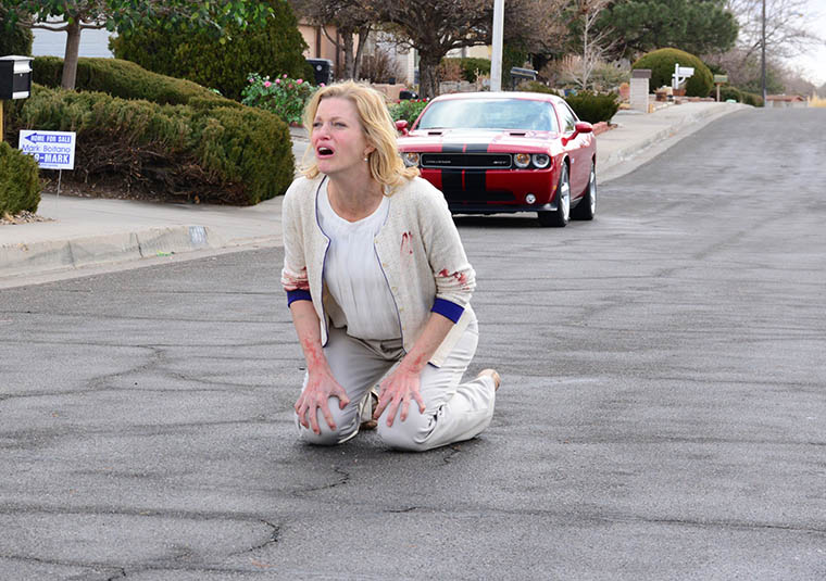 . <p>5. SKYLER WHITE <p>REALLY could have used a Kleenex in her final scene.